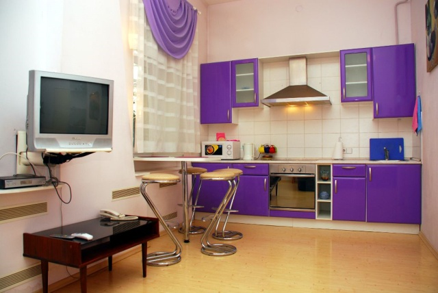 105- KYIV TWO ROOM APARTMENT FOR RENT IN MAIDAN SQUARE