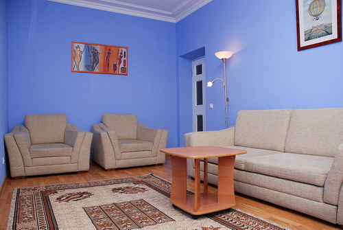 231- TWO ROOM APARTMENT FOR RENT KIEV ARENA ZONE